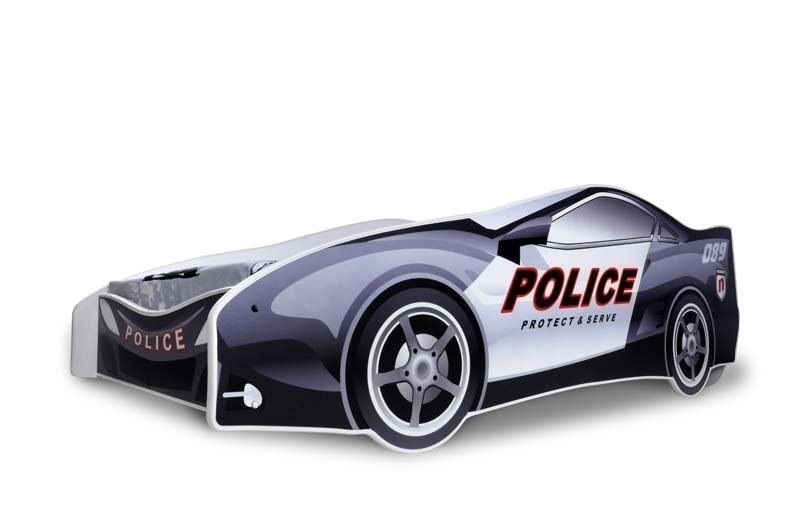 Ultimate Police Car Bed